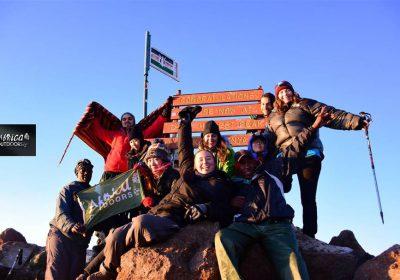 Africa Outdoors Safari 144