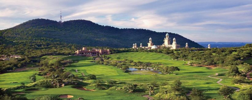 Golf Sun City Seychelles 1