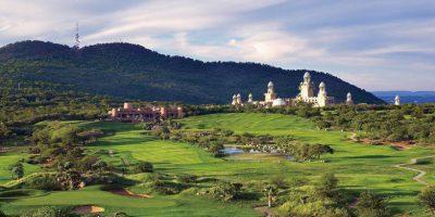Golf Sun City Seychelles