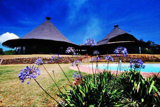 Ngorongoro Sopa Lodge Main Building