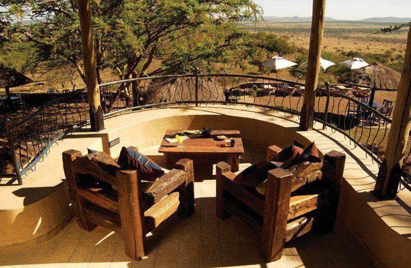 Serengeti Sopa Lodge Exterior View 1