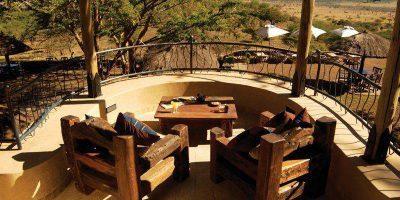 Serengeti Sopa Lodge Exterior View