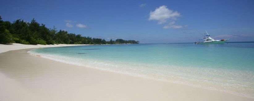 Seychelles Private Island 1