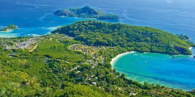Ephelia Seychelles Aerial View 1