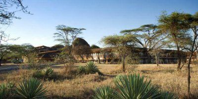 Seronera Wildlife Lodge Exteriorview